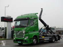 Грузовик бункеровоз Mercedes ACTROS 2546/6X2/ROL OFF TIPPER/MEILLER RS21/2020
