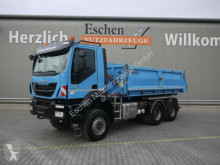 Iveco AD 260TW41, 6x6, EUR6,Carnehl 3-Seiten,Automatik truck used three-way side tipper