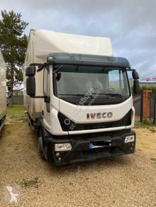 Iveco plywood box truck Eurocargo ML 120 E 18