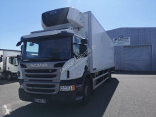 Scania P 250 truck used multi temperature refrigerated