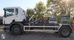 Camion plateau standard Scania B9G42X47S SANS BENNE