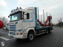 Scania Holztransporter R 730