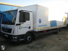 MAN box truck TGL 12.250
