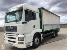 Camion MAN TGA 28.430 cu prelata si obloane second-hand