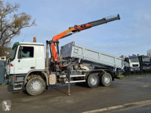 Mercedes two-way side tipper truck Actros 3332