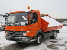Camion Mercedes Atego 818 K 2-Achs Kipper benne occasion