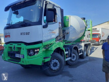 Renault Gamme K 520 truck used concrete mixer