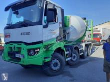 Renault concrete mixer truck Gamme K 520