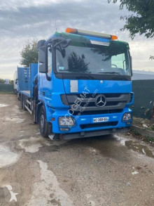 Mercedes heavy equipment transport truck Actros 2544