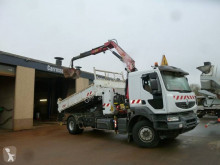 Renault Kerax 370 truck used construction dump