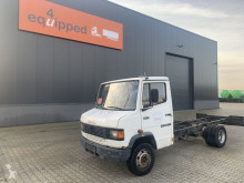 Mercedes chassis truck 811