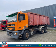 DAF 95 truck used hook arm system