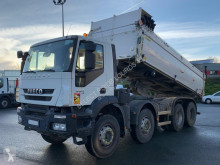 Iveco two-way side tipper truck Trakker 360