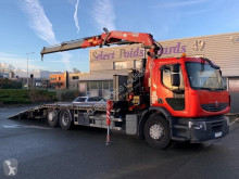 Renault heavy equipment transport truck Premium 380 DXI