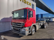 Camion Mercedes Actros châssis occasion