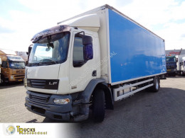 Kamion posuvné závěsy DAF LF55