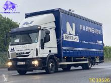 Vrachtwagen Schuifzeilen Iveco Eurocargo