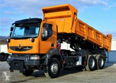 Ciężarówka platforma Renault KERAX 410 DXI Kipper 5,20m+BORDMATIC*6x4*