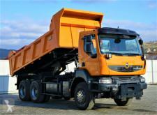 Renault KERAX 410 DXI Kipper 5,20m+BORDMATIC*6x4* truck used tipper