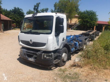 Kamión hákový nosič kontajnerov Renault Premium Lander 370 DCI