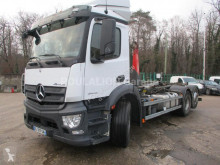 Mercedes hook lift truck Antos 2543