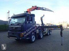Volvo FMX PK34002 SH 6x Hydr.-Abroller truck used