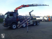Camion multibenne Volvo FMX PK34002 SH 6x Hydr.-Abroller