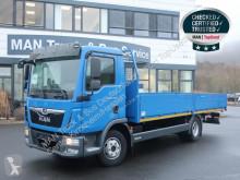 Camion MAN TGL 12.250 4X2 BL / Navi / LGS plateau ridelles occasion