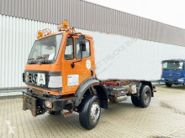 Kamión podvozok Mercedes SK 1824 AK 4x4 1824 AK 4x4 Umweltplakette Rot
