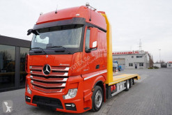 Mercedes Actros 2545 LS truck used car carrier