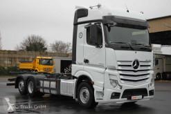 Kamión podvozok Mercedes Actros 2553 L BDF Standklima Retarder BlindSpot
