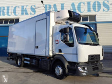 Renault multi temperature refrigerated truck Gamme D 240.12 DTI 5