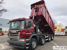 Camion Scania P 410 benă second-hand