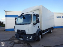 Renault folding wall box truck Gamme D 210.12 DTI 5