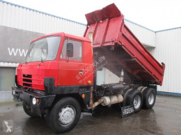 Tatra three-way side tipper truck 815