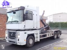 Renault container truck Magnum 500