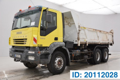 Iveco Trakker 350 truck used two-way side tipper