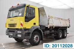 Kamión korba dvojstranne sklápateľná korba Iveco Trakker 350
