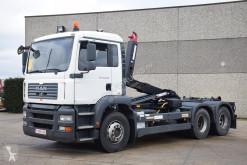 MAN billenőplató teherautó TGA 26.360