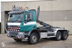 Kamión DAF CF75 hákový nosič kontajnerov ojazdený