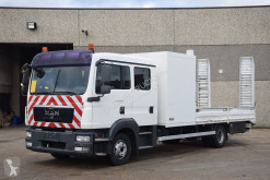MAN TGL 12.210 truck used flatbed