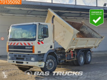 Camion bi-benne DAF 85CF.340 Manual Telma Big-Axle Steelsuspension