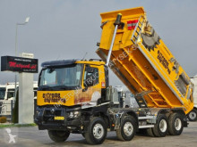 Ciężarówka Renault K 430 / TIPPER 8X4 / KH-KIPPER / HARDOX/MANUAL/ wywrotka używana