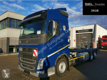 Camion Volvo FH 500 / 2 Tanks / Liftachse / German châssis occasion