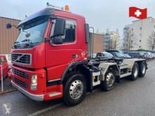 Volvo billenőkocsi teherautó fm460 8x4