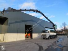 Camião estrado / caixa aberta Palfinger Volvo FM13 500 PK74002