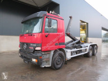 Mercedes-Benz Actros 2643 truck used hook arm system