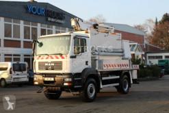 MAN aerial platform truck TGM 18.240 Allrad 4x4 Bühne 17m/2 Per.Korb 265kg