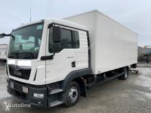 Camion furgon MAN TGL 12.220 Koffer LBW AHK L-Haus