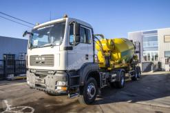 MAN TGA 18.360 truck used concrete mixer